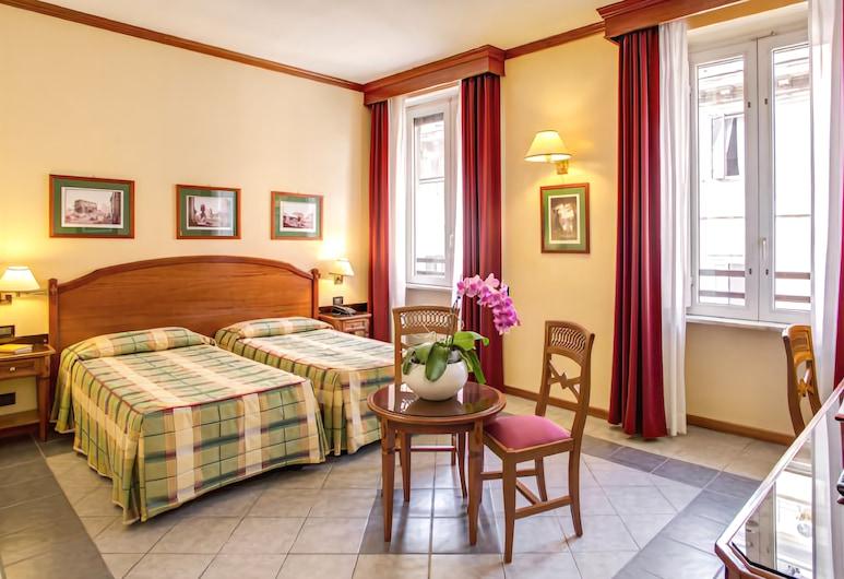 Hotel Milani, Roma, Camera Superior con letto matrimoniale o 2 letti singoli, Camera