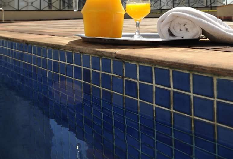 Intercity São Paulo Berrini, San Paulas, Vaizdas iš viešbučio