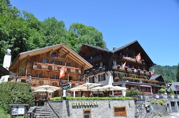 Picture of Art Boutique Hotel Beau Sejour in Champery