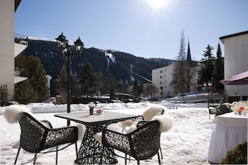 Bild vom Morosani Schweizerhof in Davos