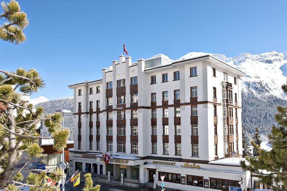 Schweizerhof Swiss Quality Hotel, St. Moritz