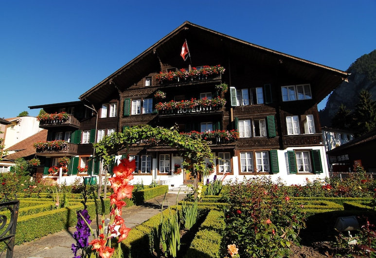 Hotel Chalet Swiss, Unterseen