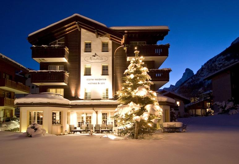 Mirabeau Hotel & Residence, Zermatt, Hotellfasad