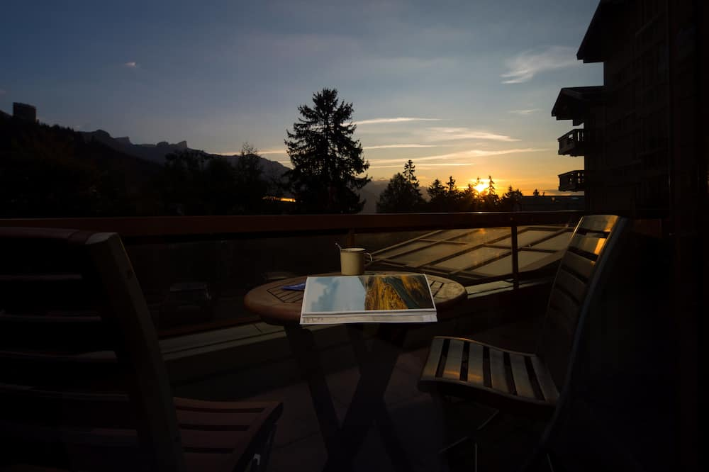 Standard Double Room, Balcony - Outdoor Dining