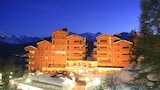 Book this Parking available Hotel in Crans-Montana