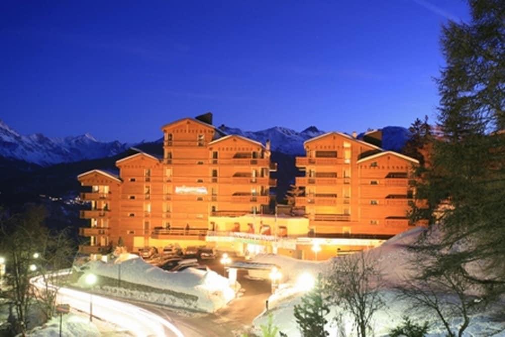 Hotel Helvetia Intergolf, Crans-Montana