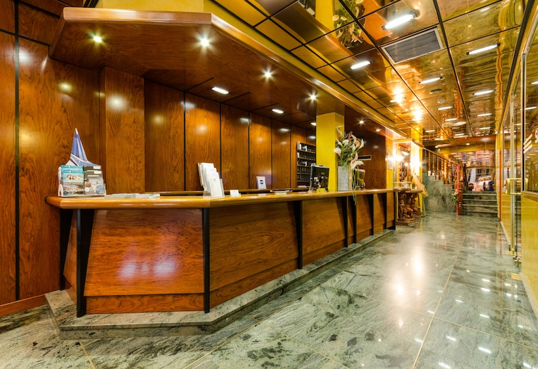 Hotel Eureka, Escaldes-Engordany, Recepce