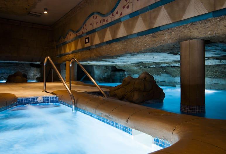 Senator Gran Vía 70 Spa Hotel, Madrid, Krytý bazén