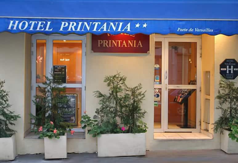 Hotel Printania, Paris, Hotel Front