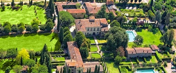 Bild vom Villa di Piazzano - Small Luxury Hotel of the World in Cortona
