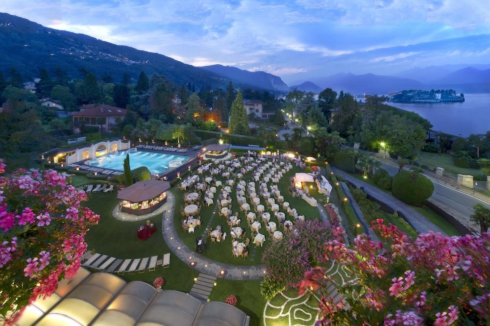 Prenota grand hotel bristol a stresa for Designhotel lago maggiore