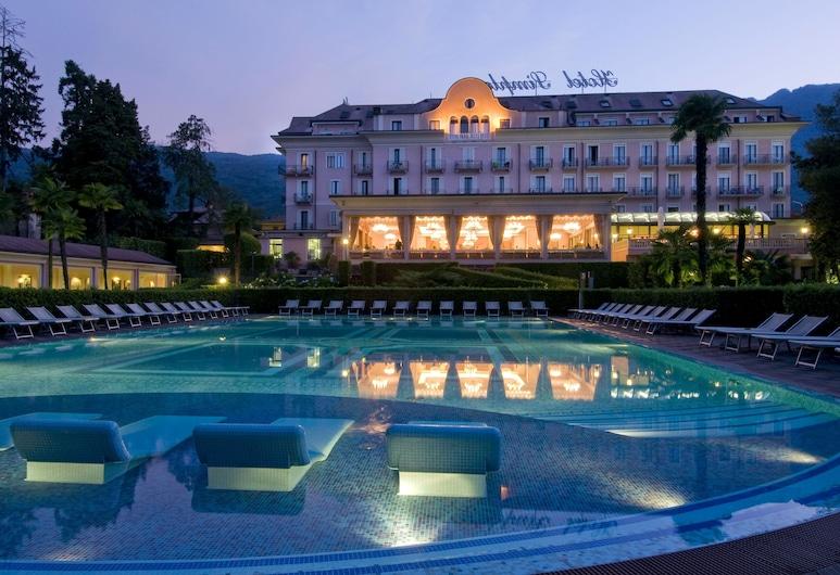 Hotel Simplon, Baveno, Hồ bơi ngoài trời