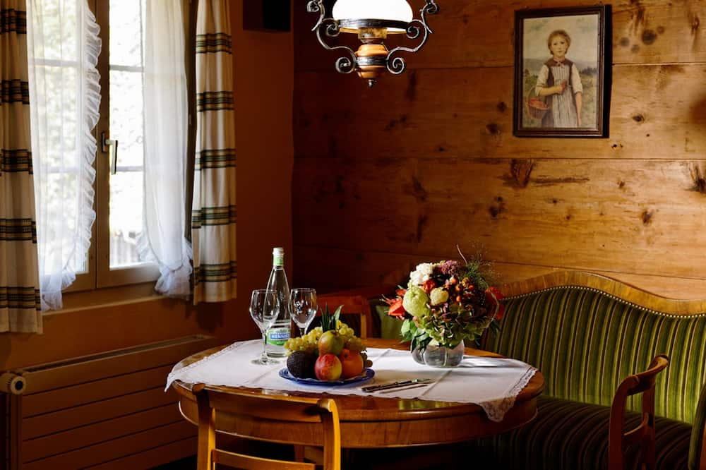 Standard Double or Twin Room - In-Room Dining