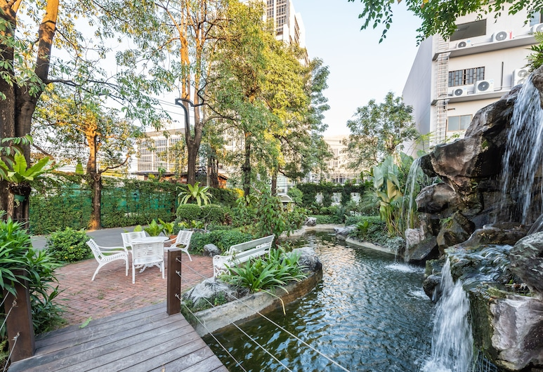 曼谷皇家花園套房酒店, 曼谷, 花園