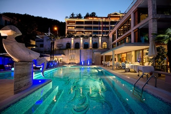Foto do Swiss Diamond Hotel em Vico Morcote
