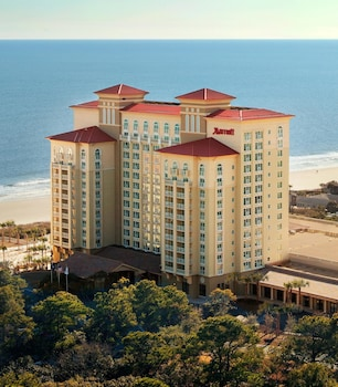 Choose This Beach Hotel in Myrtle Beach -  - Online Room Reservations