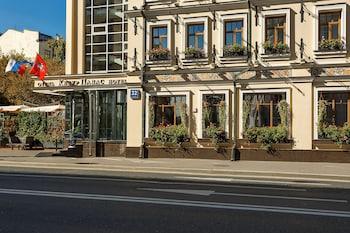 Selline näeb välja Ambassadori, Moskva