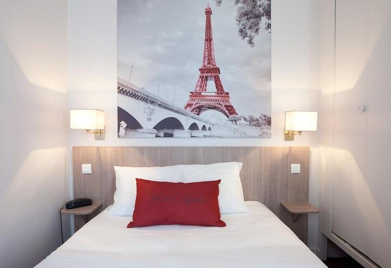 Hôtel Saphir Grenelle, Paris, Superior-Einzelzimmer, Zimmer