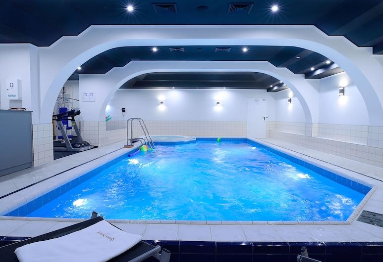 Qubus Hotel Wroclaw, Vroclav, Krytý bazén