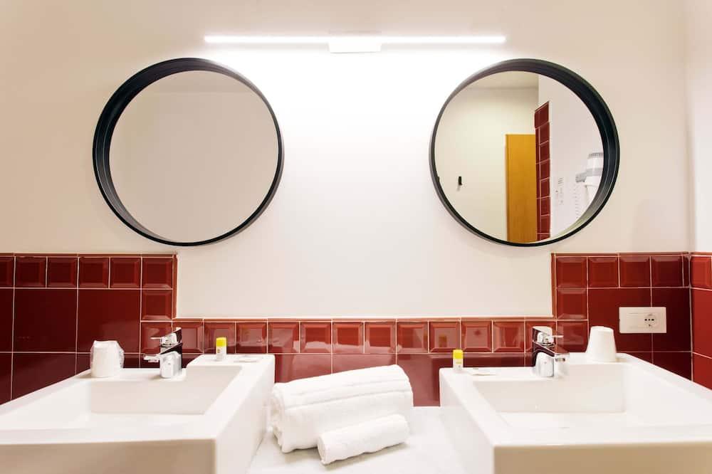 Junior-suite - ikke-ryger - Badeværelse