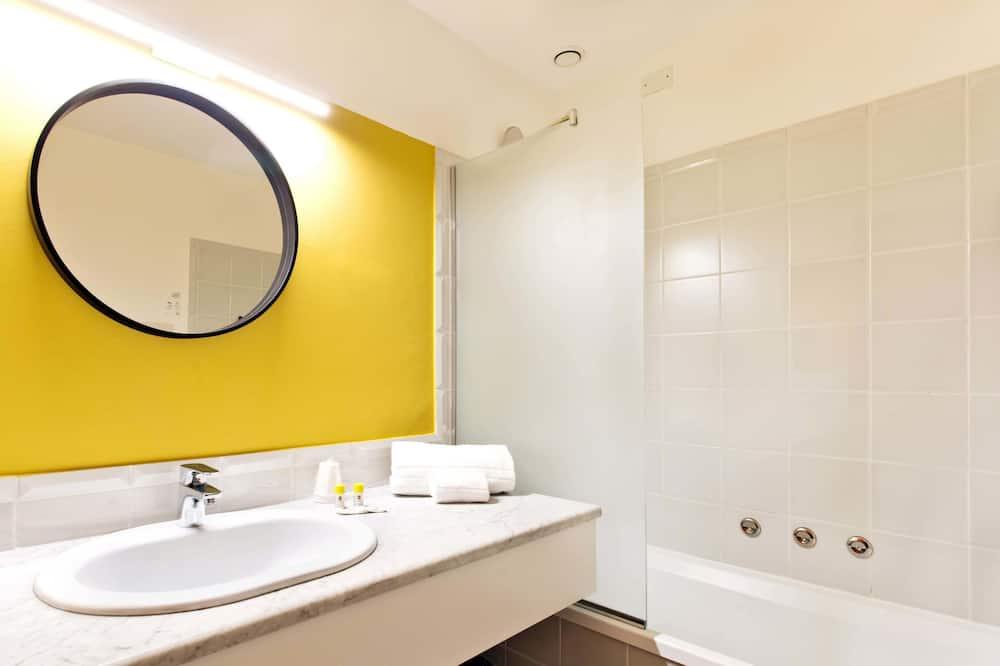 Standard-dobbeltværelse - ikke-ryger - Badeværelse