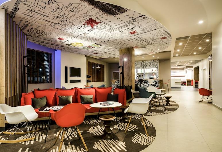 ibis Geneve Centre Lac, Geneva, Lobby Lounge