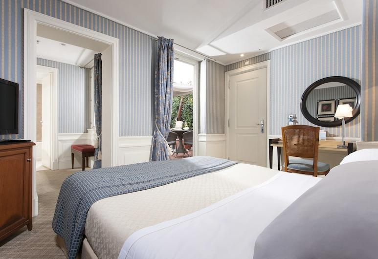 Hotel Stendhal, Roma, Dobbeltrom – superior, Gjesterom