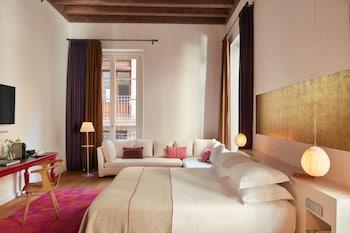 Naktsmītnes Hotel Neri Relais & Chateaux attēls vietā Barselona
