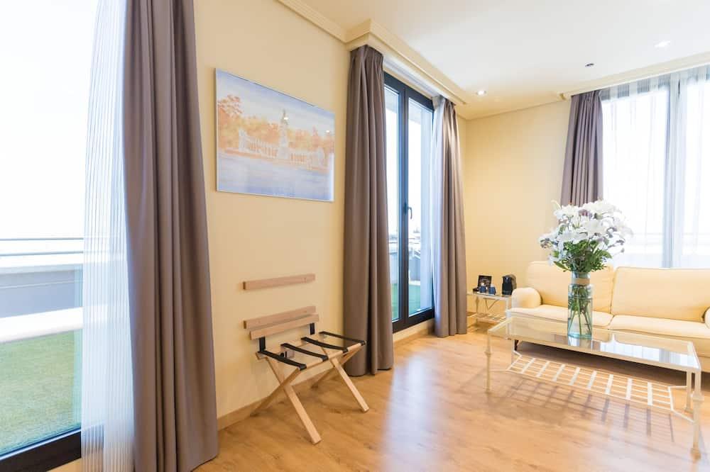 Suite Panorâmica, Terraço - Quarto