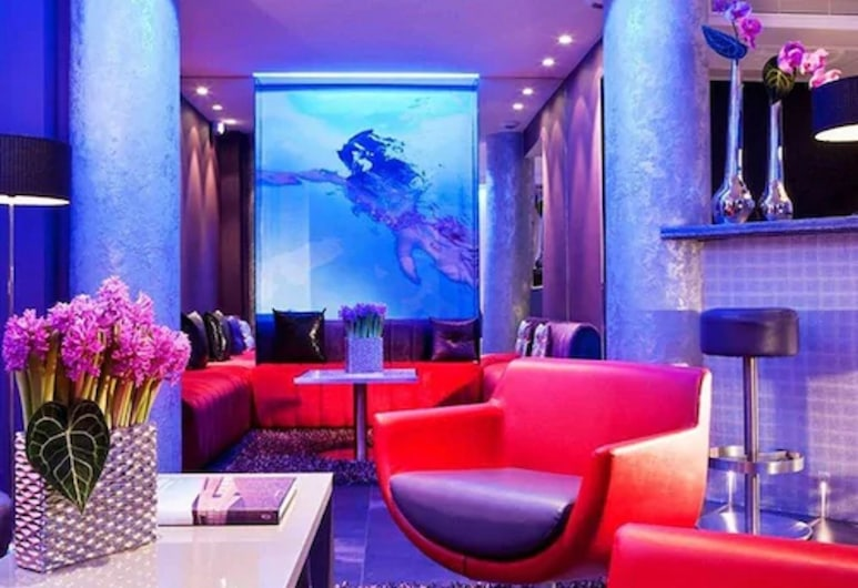 ATN Hotel, Paris, Hotelbar
