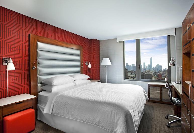 Four Points by Sheraton Manhattan - Chelsea, New York, Rom, 1 kingsize-seng, ikke-røyk, Utsikt fra gjesterommet