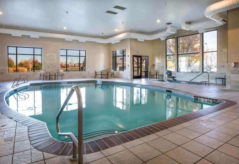 Hampton Inn & Suites Boise/Nampa at the Idaho Center, ID, Nampa, Baseins
