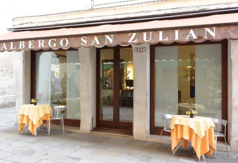 Hotel San Zulian, Venezia, Ingresso hotel