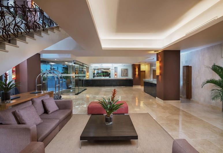 Radisson Hotel Santo Domingo, סנטו דומינגו, לובי