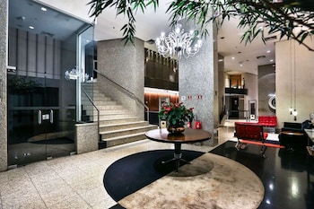 A(z) Comfort Suites Brasilia hotel fényképe itt: Brasilia