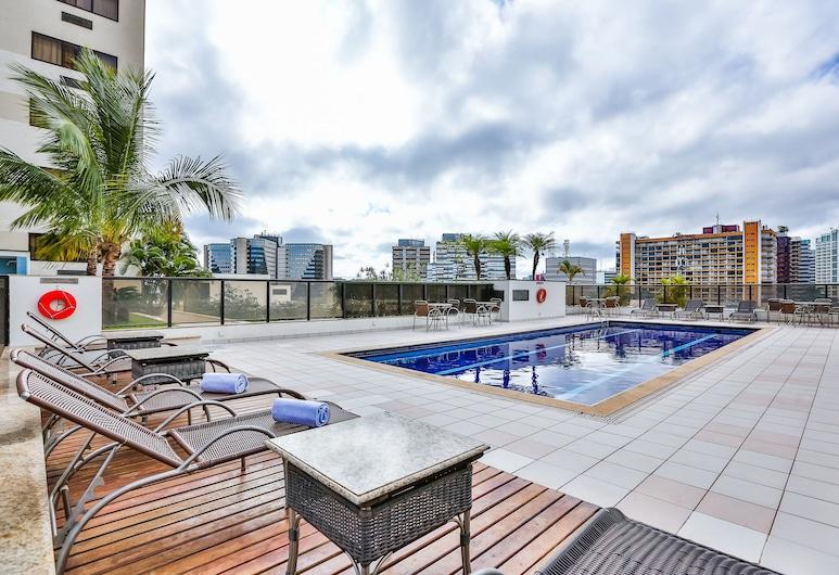 Comfort Suites Brasilia, Brasilia, Terassi/patio