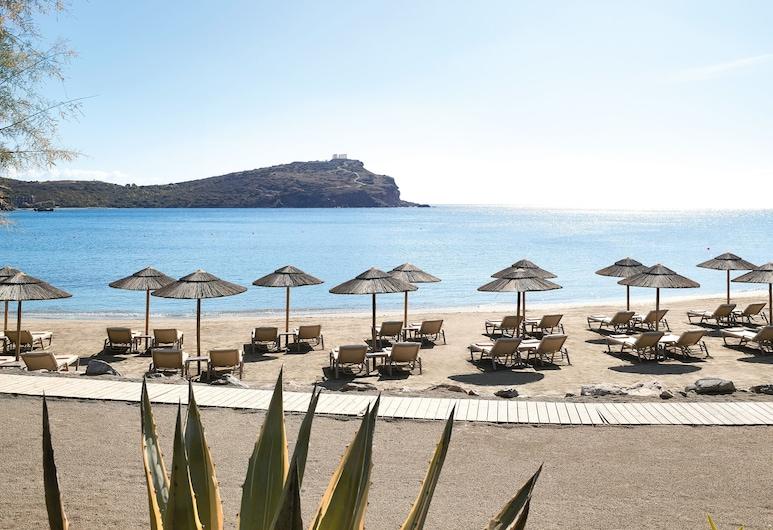 Cape Sounio, Grecotel Exclusive Resort, Lavreotiki, Playa