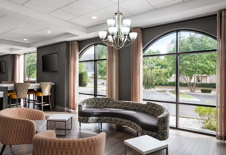 Days Inn & Suites by Wyndham Murfreesboro, מרפריסבורו, לובי