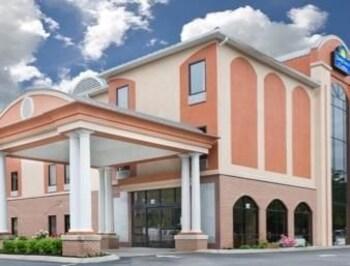 Mynd af Days Inn & Suites Murfreesboro í Murfreesboro
