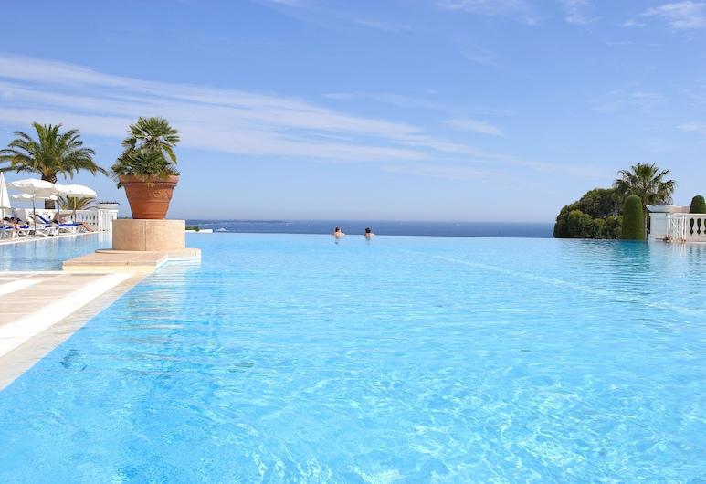 Pierre & Vacances Residence Cannes Villa Francia, Cannes, Alberca infinita