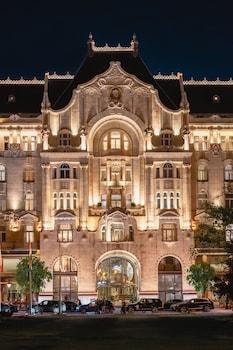 布達佩斯格雷沙姆宮四季飯店的相片