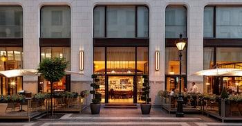 Obrázek hotelu Four Seasons Gresham Palace ve městě Budapešť