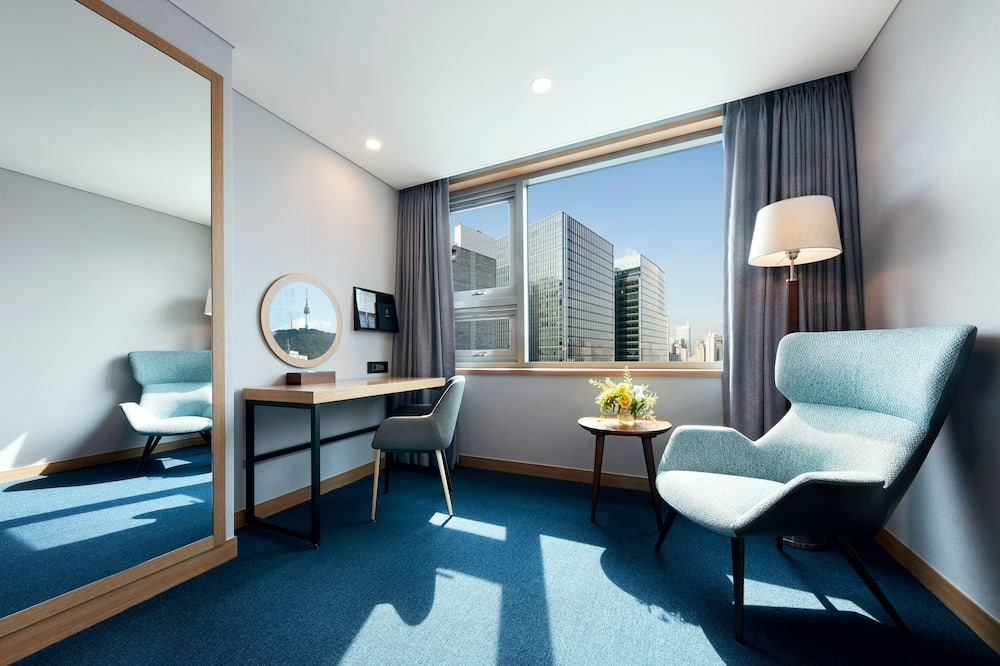[30Hours Stay] Standard Double Room - Breakfast for 2 (Early Check-in 12pm ~ Late Check-out 18pm) - Linnavaade