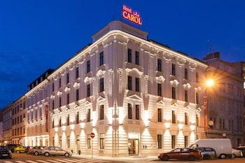 Praga — zdjęcie hotelu Hotel Carol