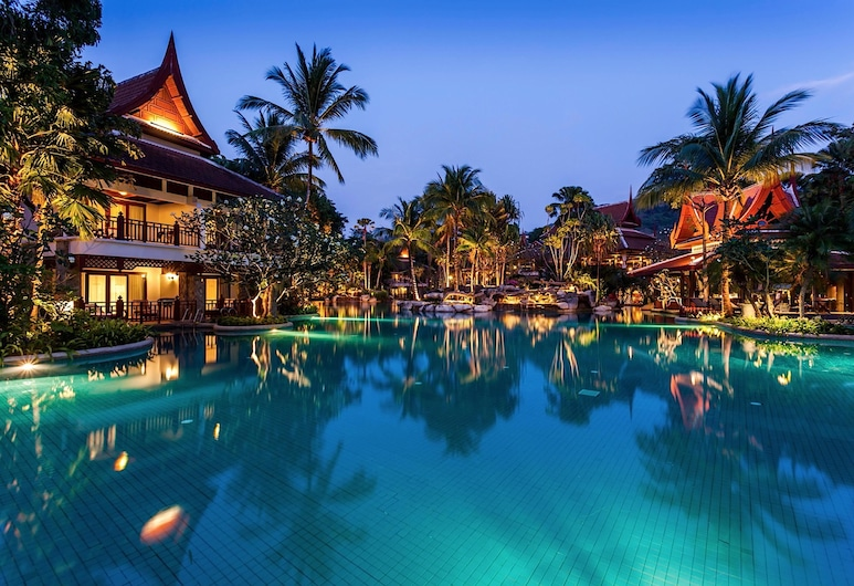 Thavorn Beach Village Resort & Spa Phuket, Kamala, Pool