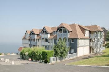 Obrázek hotelu Résidence Pierre & Vacances Les Tamaris ve městě Trouville-sur-Mer
