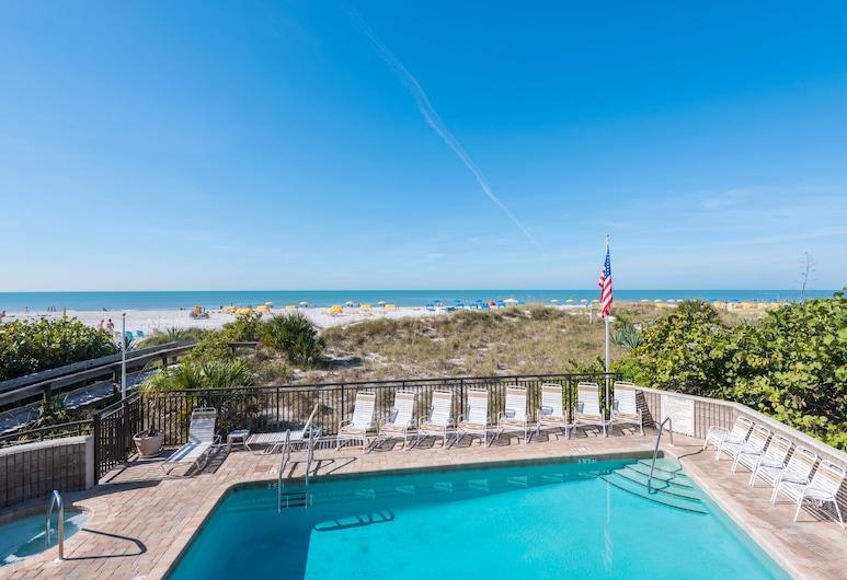 Gulf Strand Resort, St. Pete Beach, Soukromý byt typu Deluxe, Pokoj
