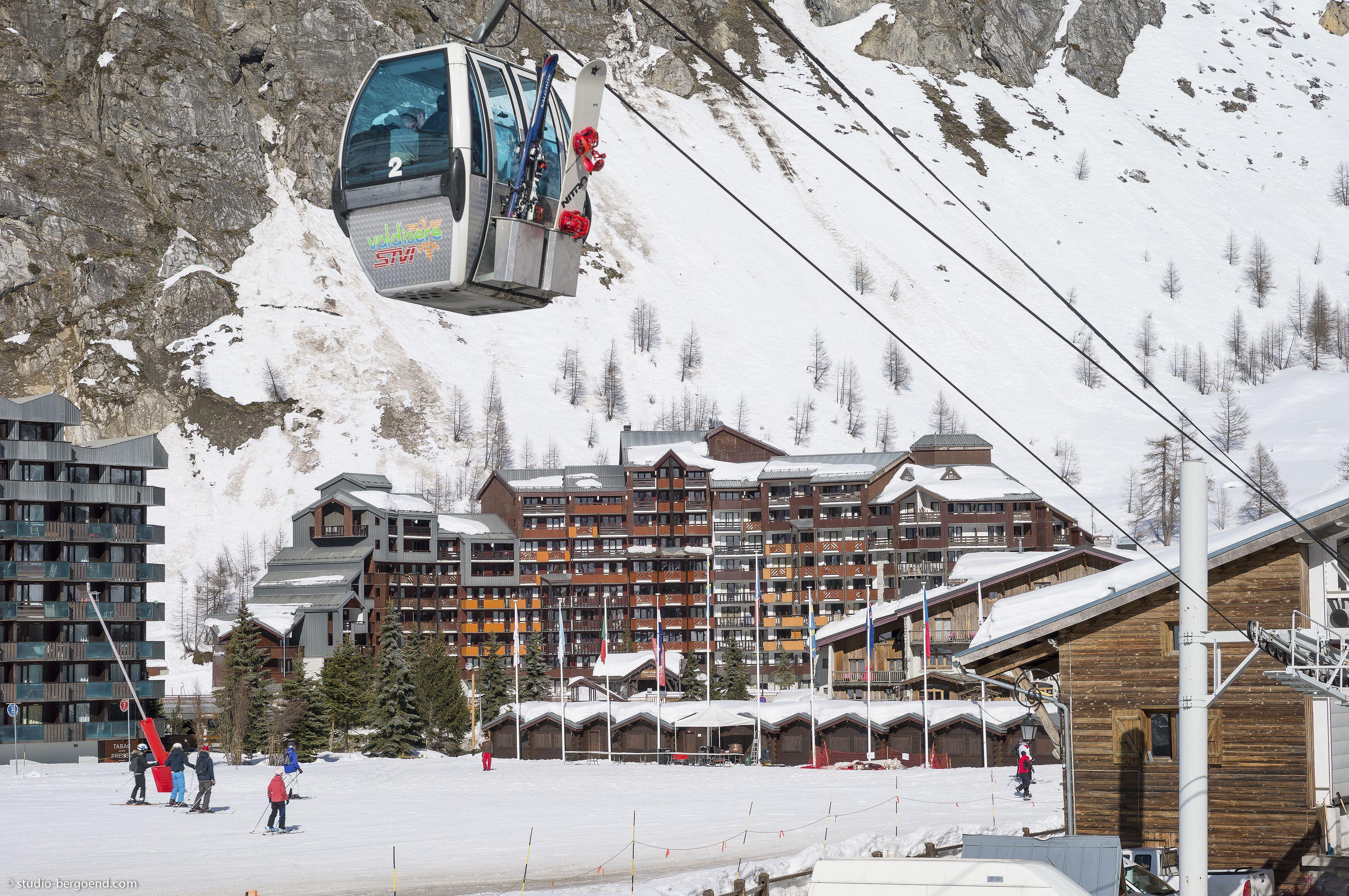 Résidence Pierre & Vacances La Daille, Val-d'Isere, Skisport