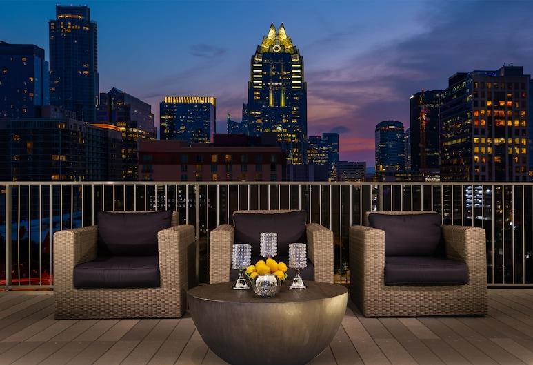 Hilton Austin, Austin, Terrasse/Patio