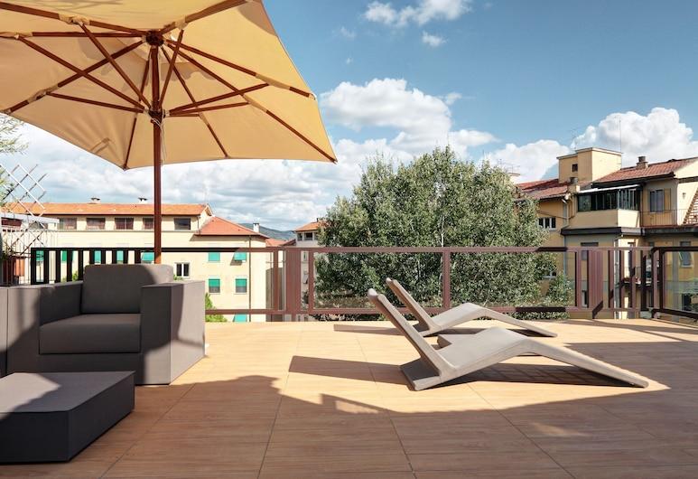 LHP Suite Firenze, Florencija, Apartamentai verslo klientams, Terasa / vidinis kiemas